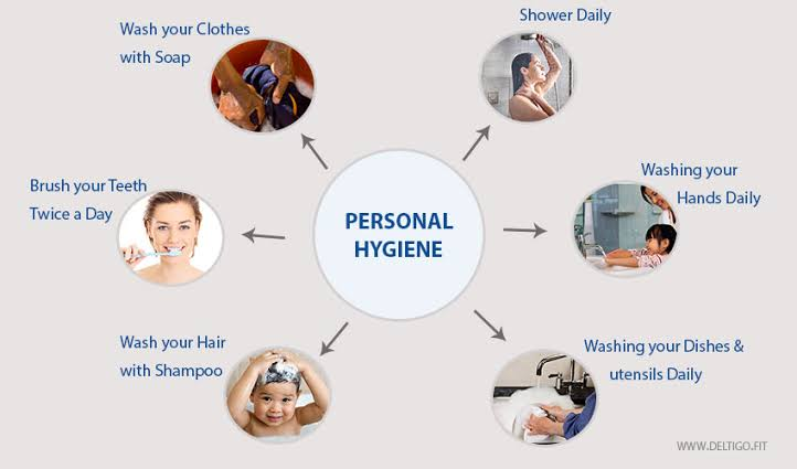 Personal Hygiene: Keep your Cleanliness
