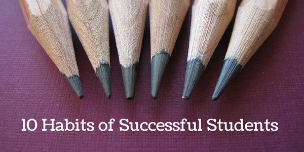Habits of Successful Students..