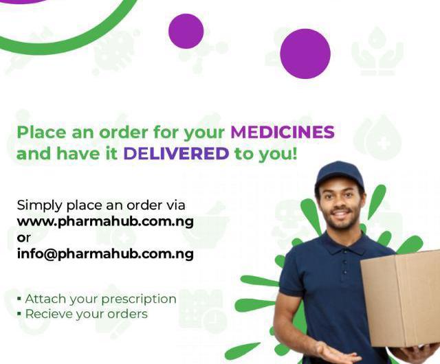 Pharmahub ad