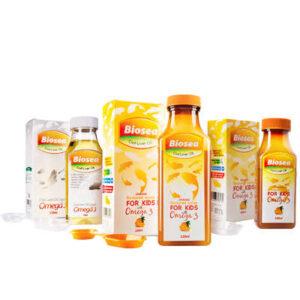Biosea Codliver oil