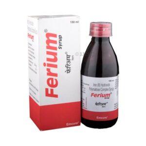 Ferrum syrup