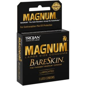 Magnum Bareskin