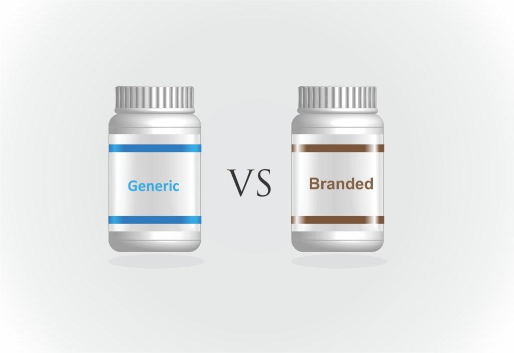 Generic Vs Branded Medicines..