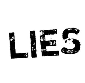 the Lies patients tell..