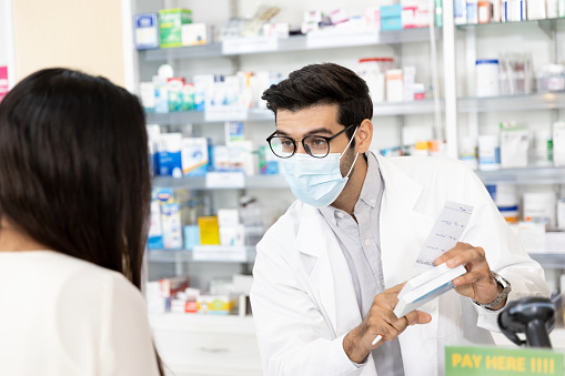A Day in the Life of a Pharmacist